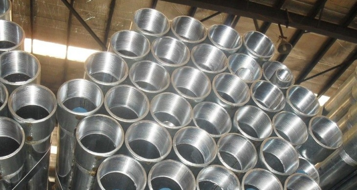 Galvanized Pipe With Thread
