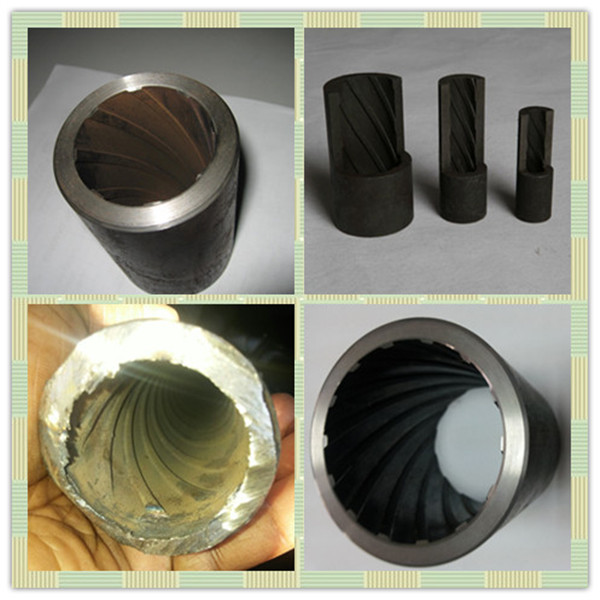 Multi-Rifled seamless cold drawn tubes for power plants