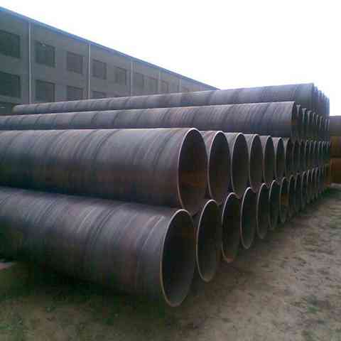 API 5L X60 std spiral welded tube for water