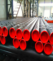 API 5L GR B longitudinally welded pipe