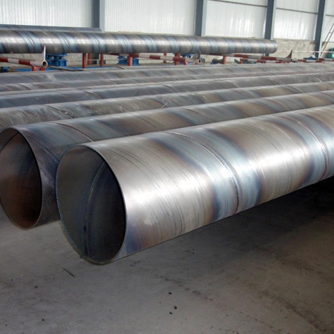 API 5L 16 inch carbon steel SSAW pipe