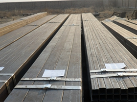 EN10219-1 Roll Forming Steel Tubing Rectangle