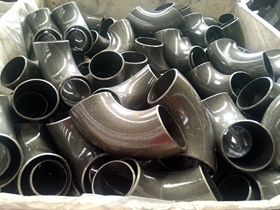 Seamless Pipe Elbow 45 Degree Diameter 76.1 X3.6 Thickness