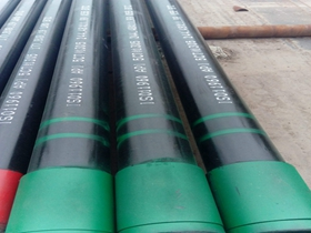API 5CT seamless oil casing pipe for drilling pipeline