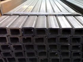 EN 10305 80x80x3mm Roll Forming Steel Square Tubing