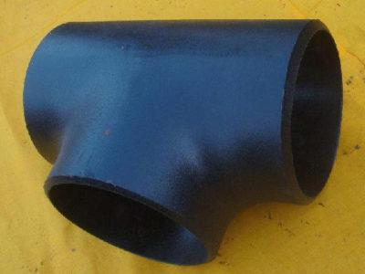 A234 WPB Butt Welding Carbon Tee