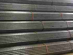 40 nb heavy black steel pipe export to Colombia