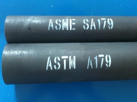 ASTM A 179 Cold-drawn Seamless Low carbon Steel Pipe For Heat Exchangers