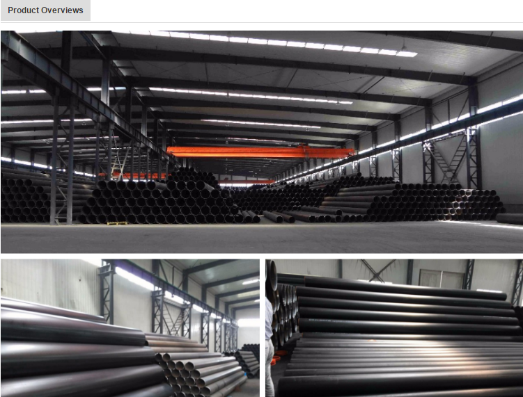 API 5L welded pipe and steel tube for building material