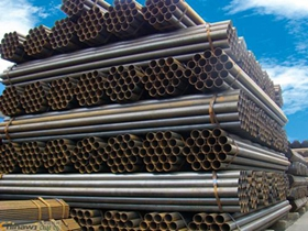 ASTM A513 6inchx3mm Carbon Steel ERW Weleded Pipe