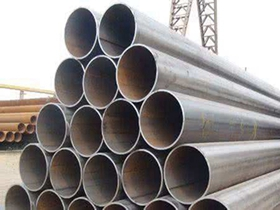 ASTM A53 8INCH x 3mm ERW welding carbon steel pipe