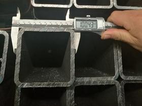 100 x 100 x 6mm square steel tube