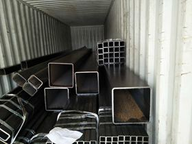 Square Tube Steel Export To Vietnam | ZS Steel Pipe