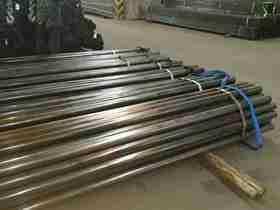 10 mm od 8mm id black steel tubing