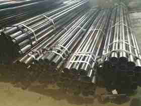 black iorn carbon steel tube  manufacturer in China