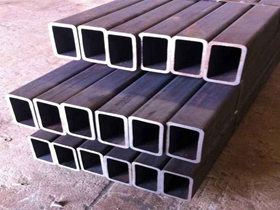 A500 seamless square and rectangular structure pipe
