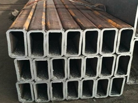 ST37 SEAMLESS SHS &RHS STEEL TUBE FOR CONSTRUCTION