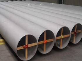ASTM A312 TP321 32х6 Seamless Stainless Steel Pipes for steam boilers