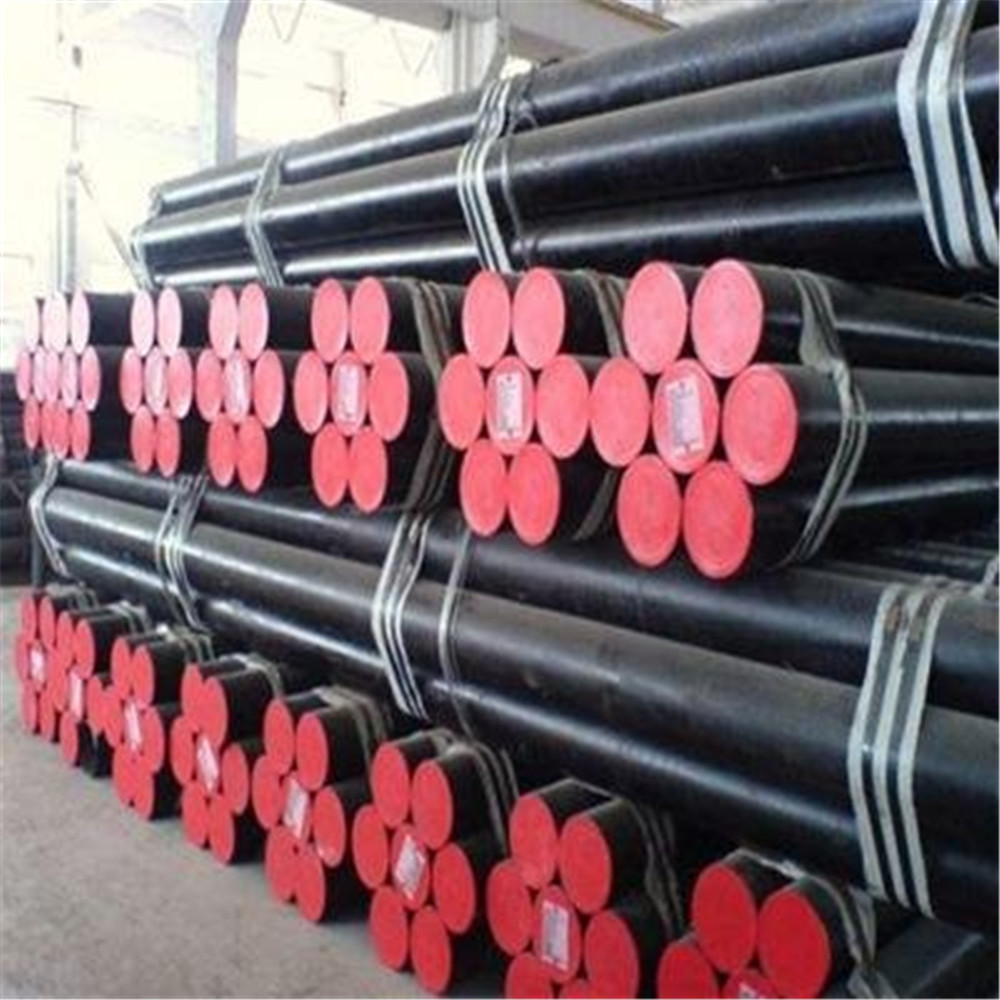 168.3mm*7.11mm API 5L GR.B seamless steel pipe
