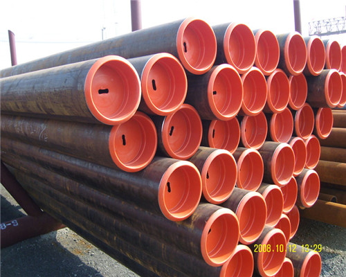 Low Price Black Carbon Seamless Steel Pipe