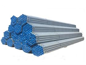 Construction Materials Galvanized Steel Structural Pipework