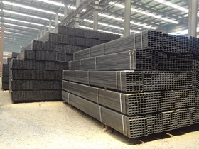 Structural materials High Quality Hot Rolled Square Tube