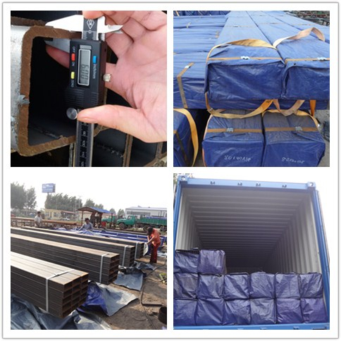 Square Steel Tube For Sale