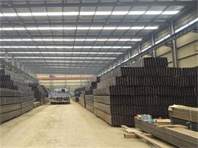 China Market ASTM A500 GR C SQ Steel Pipe