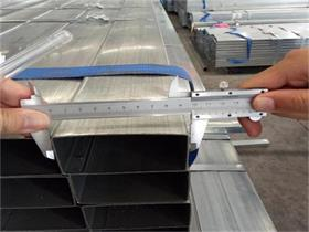 ASTM A500 Unit Weight Of Rectangular Tube Manufacturers