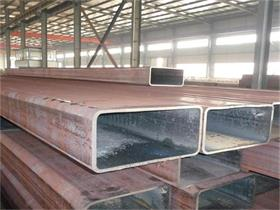 ASTM A500 Black Steel Rectangular Pipe Weight Chart