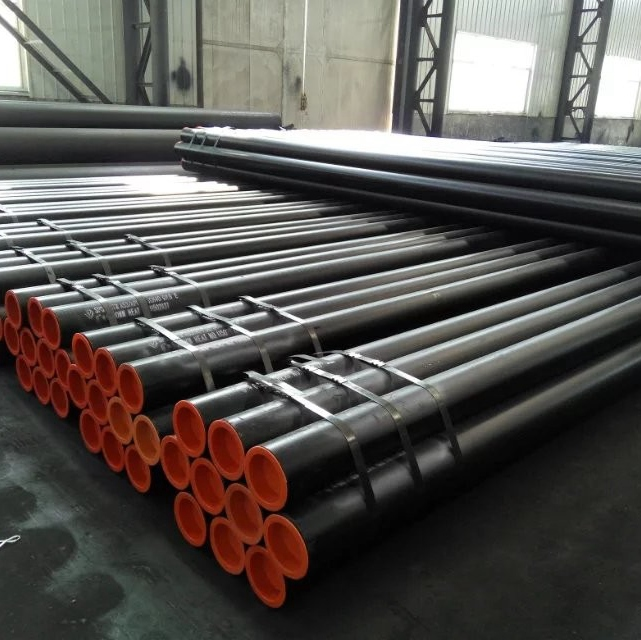 St45 4 Round Carbon Seamless Steel Tube