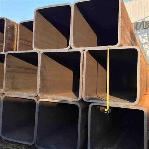 Hollow Section Steel MS Rectangular Pipe Weight Chart