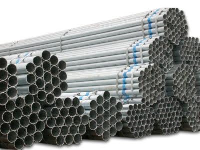 Q195 1.5inch schedule 40 steel pipe galvanized