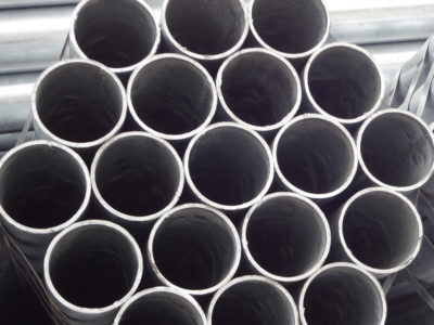BS 1387 Galvanized Steel Tubing For Structure