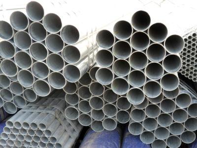 48mm GI Pipe For Steel Tube Handrail