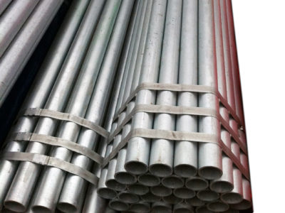 ASTM A500 2inch galvanized steel pipe for structure