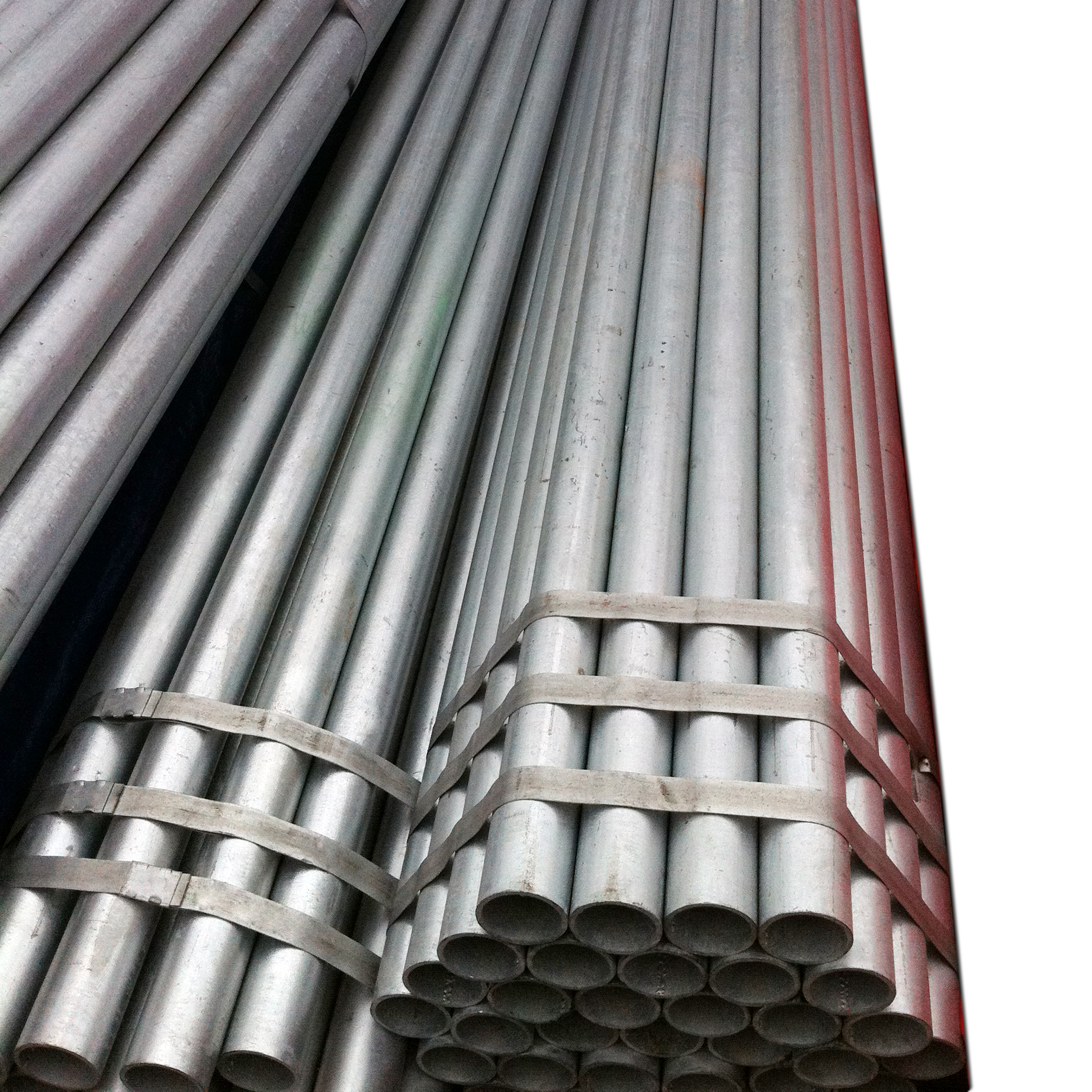 1 5 Inch Galvanized Round Tubing For Greenhouse Zs Steel