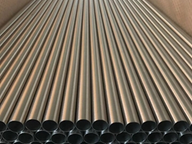 Titanium Tube and Pipe ASTM B338 standard 16MO3