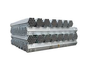 DN100 SCH40 Hot dipped galvanized round hollow section