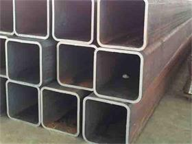 ASTM A500 RHS Rectangular Steel Pipe For Construction Materials